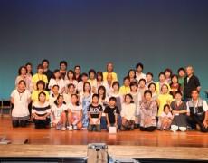 2013年8月4日 朗読劇「あの夏の日の記憶  ヒロシマ ナガサキ そして」