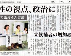 筑西市男女共同参画いきいきセミナーアンケート集計